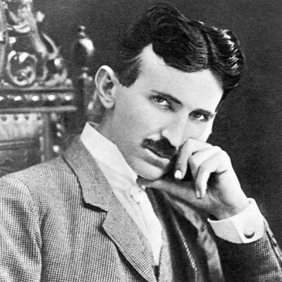 Nikola Tesla and the Martians
