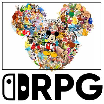 Episode 60 - A Disney RPG Takeover | Switch RPG Podcast