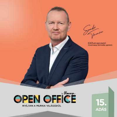 15. Készen állunk-e a digitális tesztigazolásra? - Szabó Tamás   Open Office Podcast