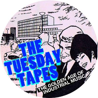 The Golden Age of Industrial Music (a mixtape)