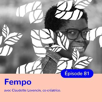Claudette Lovencin, Fempo, femmes & pouvoir