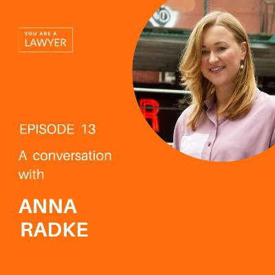 Anna Radke - Brand Protector and Lawyer