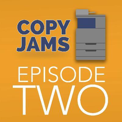 Copy Jams Ep. 02 - Book Review   Teacher Professional Development   www.open-academy.org