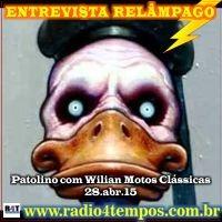 Rádio 4 Tempos - Entrevista Relâmpago 05
