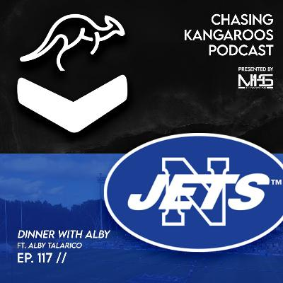 Ep #117 | Dinner with Alby