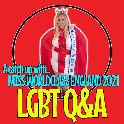 LGBT Q&A - Catch up with... Miss Emma Jay Webber - MWCE21 (Interview)