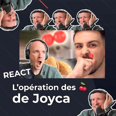Joyca et son opération des testicules (react Twitch)