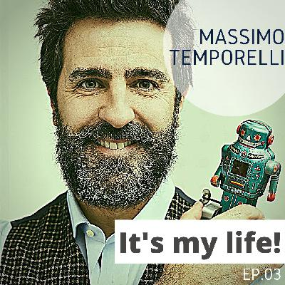 La scelta di Massimo, l'imprenditore fisico-antropologo