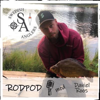 Swedish Anglers RodPod avsnitt 15 med Daniel Roos Årskrönika 2020