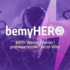 S01E09: Venom, Maniac i premiera 11. sezonu Doctor Who