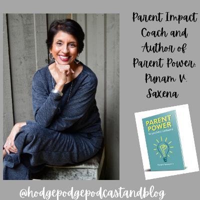 Punam Saxena: Parent Power