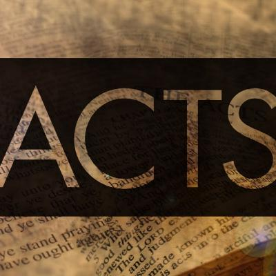Acts Series - Part 8