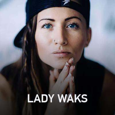 Lady Waks @ Record Club #652 (22-10-2021)