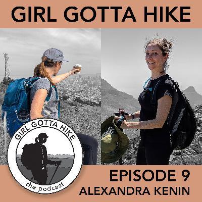 09. Alexandra Kenin, Founder Urban Hiker SF