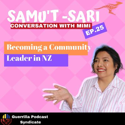 Episode 25 : Becoming a Community Leader in NZ