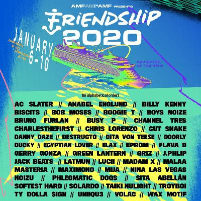 All My Friends Radio - FriendShip 2020
