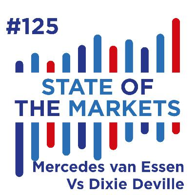 #125 - What is QFS? Mercedes Van Essen (The Buddhist Trader) VS Dixie Deville