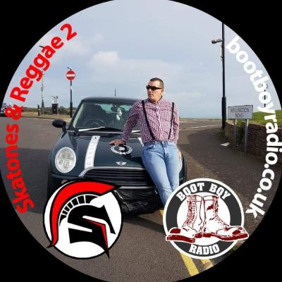 Episode 917: Alan Townson AkA The Creator 28th Feb 2021 On bootboyradio.net