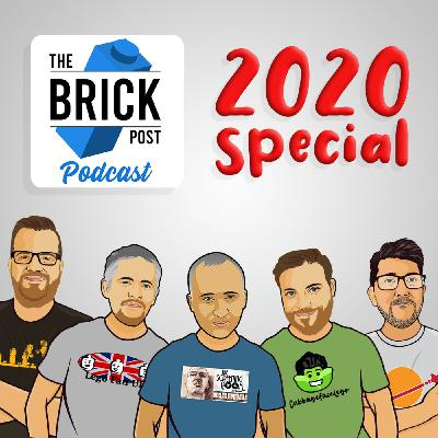 The Brick Post Podcast - LEGO 2020 Special!