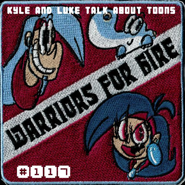Kyle and Luke Talk About Toons #117: Warning This is a Plot Complication