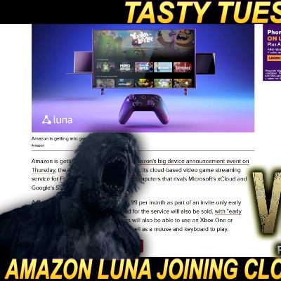 Resident Evil Village Dev Insights and Amazon Luna taking on cloud gaming!