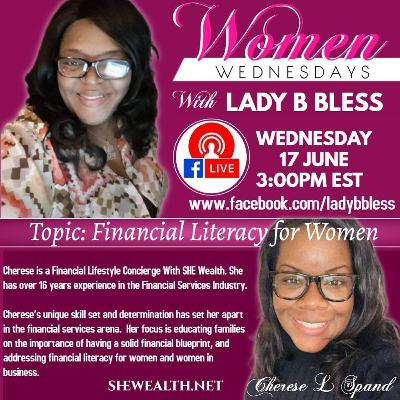 #8 July 29, 2020 - (Cherese Lynette Spand) Women Wednesdays