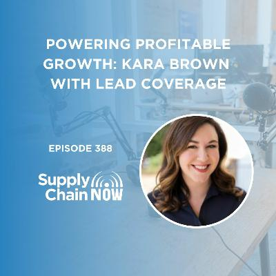 """""""Powering Profitable Growth: Kara Brown with Lead Coverage"""""""