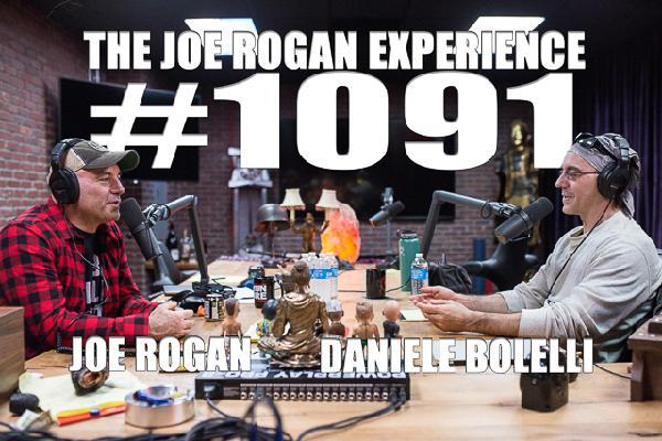 #1091 - Daniele Bolelli