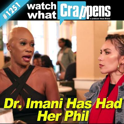 Married2MedLA: Dr. Imani Has Had Her Phil