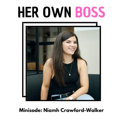 Minisode: How to set goals with Niamh Crawford-Walker
