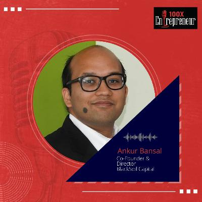 Ankur Bansal, BlackSoil Capital on Venture Debt funding in the Indian Startup Ecosystem