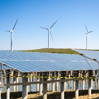 Episode 24: Examining the opportunity in renewable energy – Brought to you by MUFG