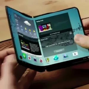Samsung se prepara para presentar su Smartphone Flexible