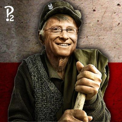 Kim byłby Bill Gates, gdyby był Polakiem?