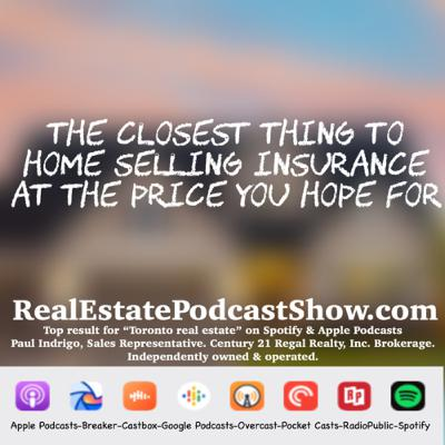 Episode 256: The closest thing to home selling insurance...