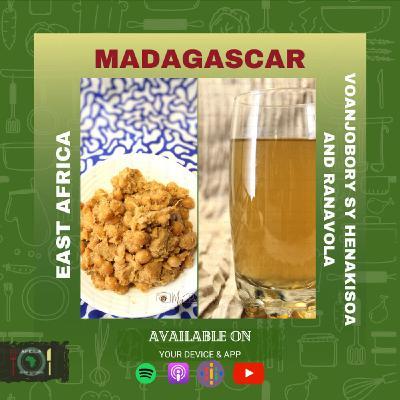 Madagascar -Voanjobory sy henakisoa and  Ranavola
