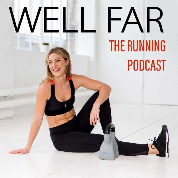Strength Training Tips for Runners with Luke Worthington and Run Chat with Polar Explorer Wendy Searle