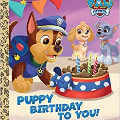 Puppy Birthday To You (Paw Patrol) - Season Two - Episode Ten