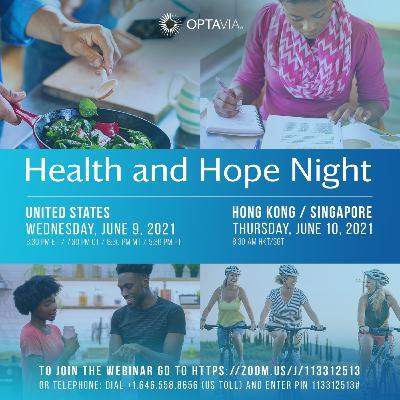 Episode 228: Health & Hope Night 6.9.21