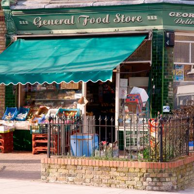 Tall Stories 205: The corner shop