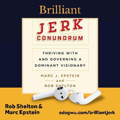 The Brilliant Jerk Conundrum
