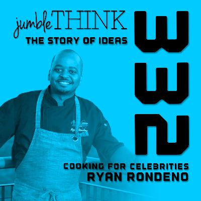 Cooking for Celebrities with Ryan Rondeno