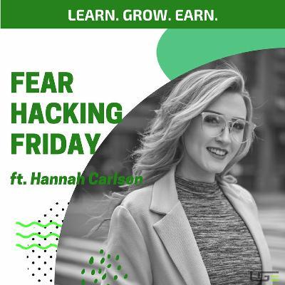 #FearHackingFriday with Hannah Carlson
