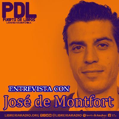 #299: Entrevista con José de Montfort