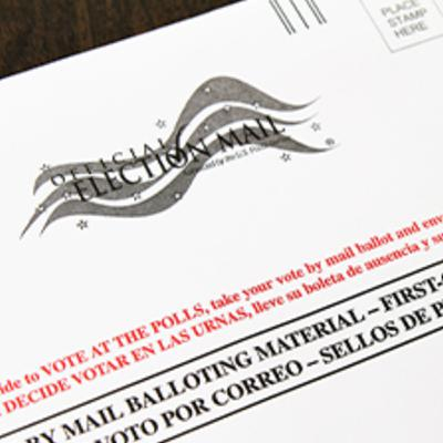 Absentee Balloting: Preparing for the November Election