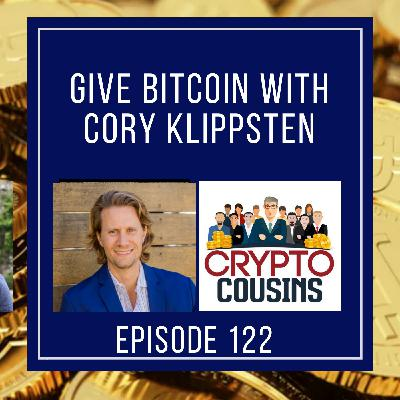 Give Bitcoin With Cory Klippsten