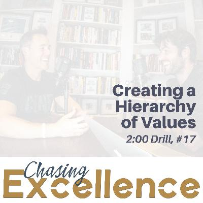 Creating a Hierarchy of Values (2:00 Drill #17)