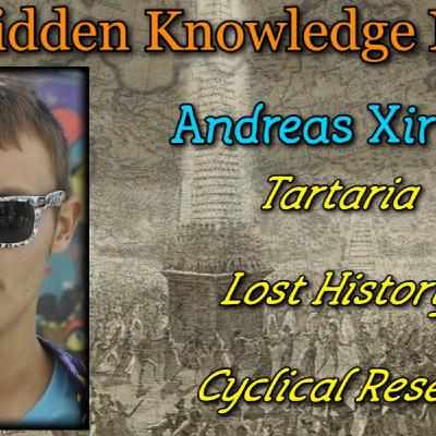 Tartaria - Lost History - Cyclical Resets with Andreas Xirtus