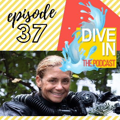 """Episode 37: """"You Cannot Buy A Second-Hand Spacesuit"""" with guest Cristina Zenato"""