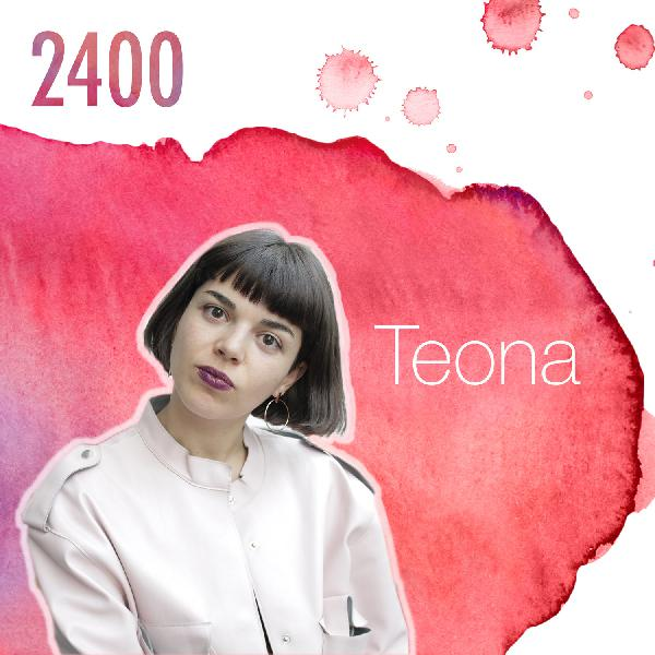 """Episode#3 with Teona - """"It's kind of not a big deal in Berlin, you will never surprise anyone if you say 'oh, i have my period'.."""""""
